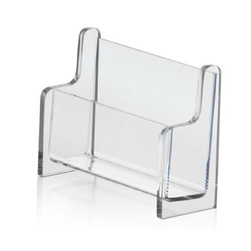 透明亞加力膠名片盒