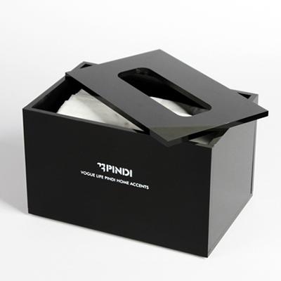亞加力酒店紙巾盒