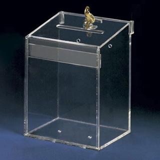 亞加力抽獎箱
