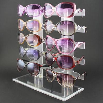 亞加力眼鏡展示架