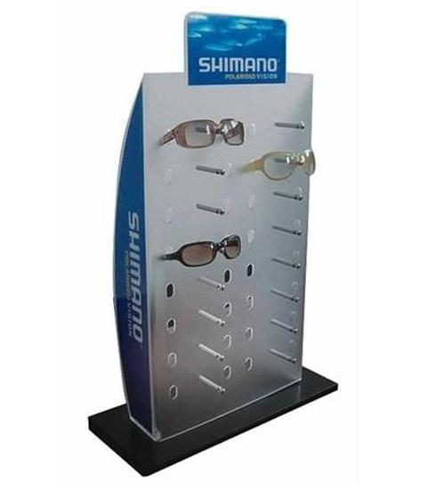 亞加力太陽眼鏡展示架