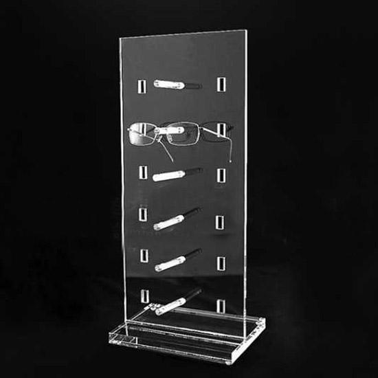 有機玻璃眼鏡膠架