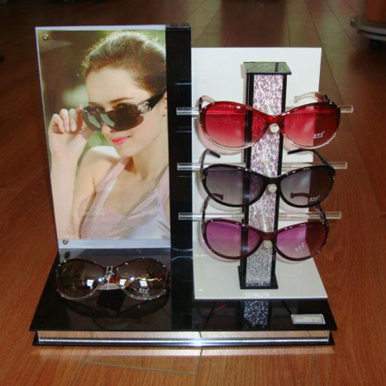 亚加力眼鏡陳列架