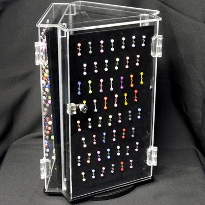 有机玻璃耳环展示架