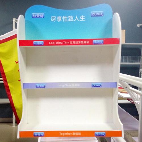 2-Forex Board display shelf