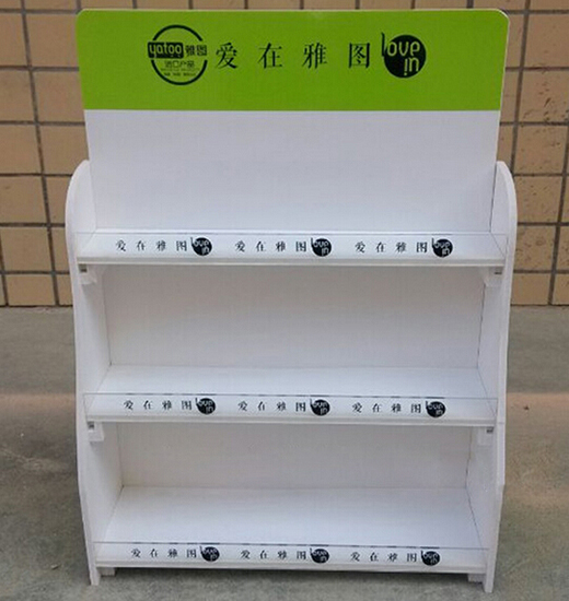 4-forex board display shelf