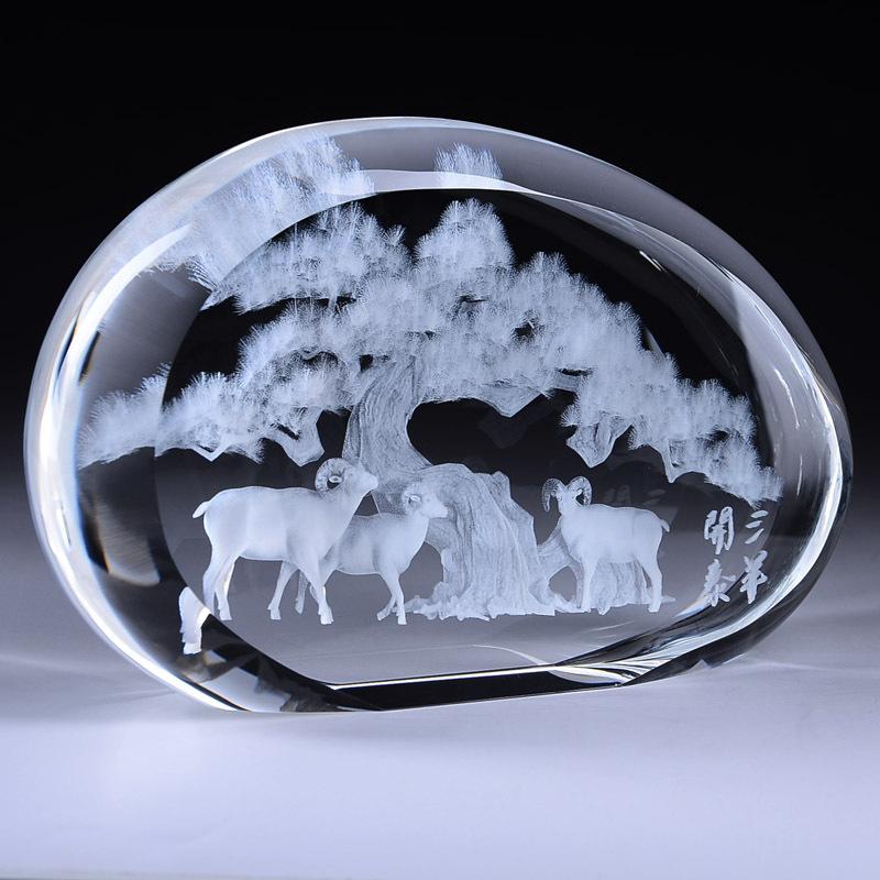 水晶擺設工藝品