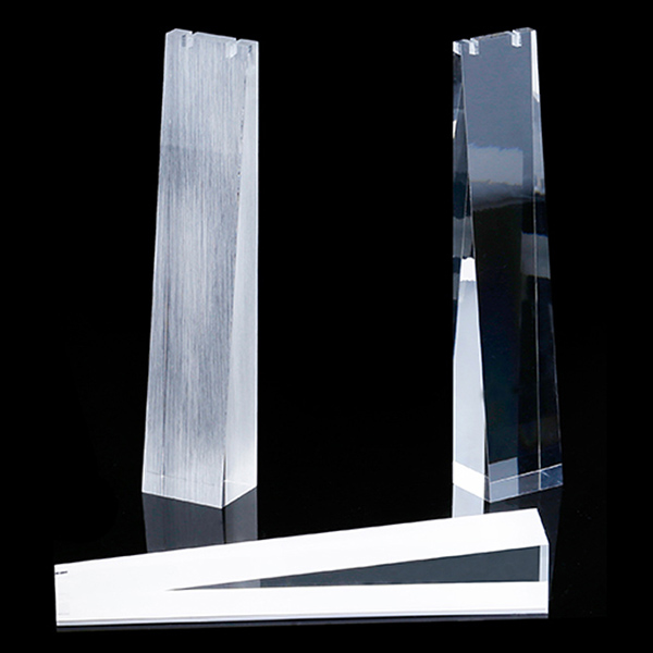 透明亞加力膠長塊